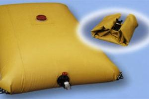 Цистерны ПВХ - мягкие резервуары для ГСМ, воды