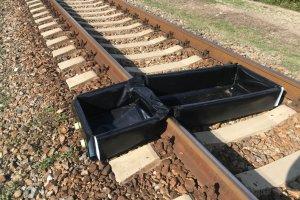 Железнодорожный поддон